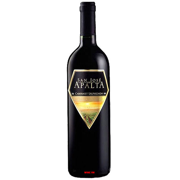 Rượu Vang San Jose de Apalta Cabernet Sauvignon 1.5L