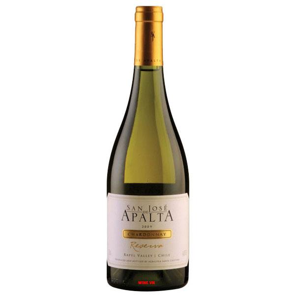 Rượu Vang San Jose de Apalta Reserva Chardonnay