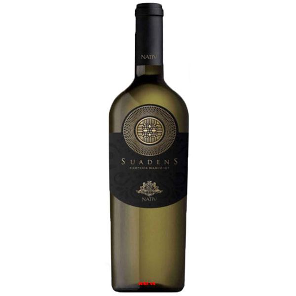 Rượu Vang Suadens Campania Bianco