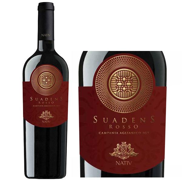 Rượu Vang Suadens Rosso