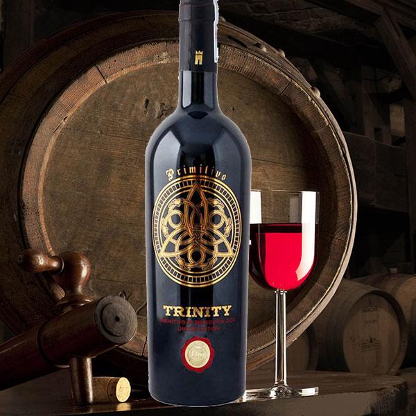 Rượu Vang Trinity Primitivo di Manduria
