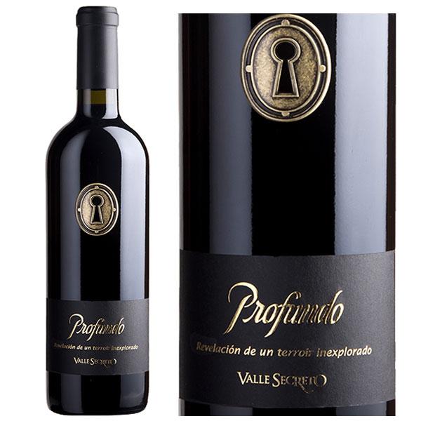 Rượu Vang Valle Secreto Profundo