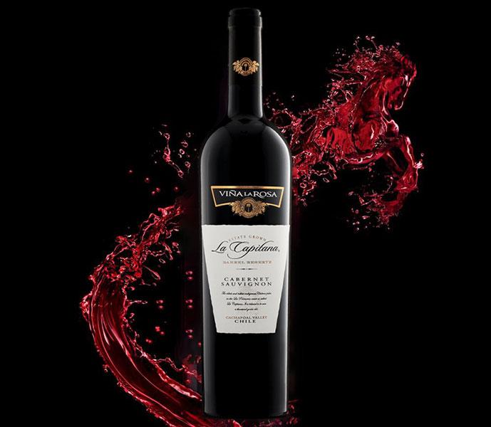 Rượu vang La Capitana Barrel Reserva Cabernet Sauvignon
