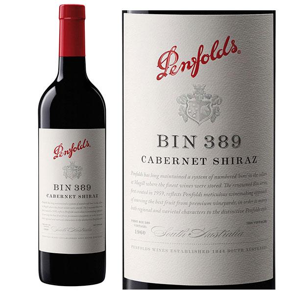 Rượu vang Penfolds Bin 389