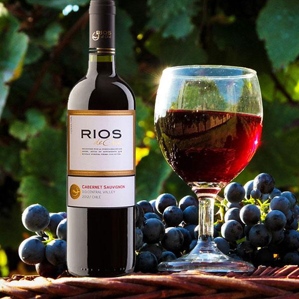 Rượu vang Rios De Chile Cabernet Sauvignon