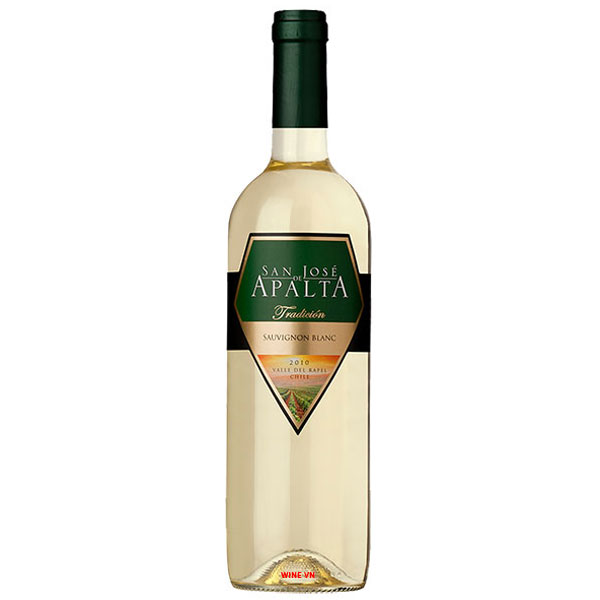 Rượu vang San Jose de Apalta Tradition Sauvignon Blanc