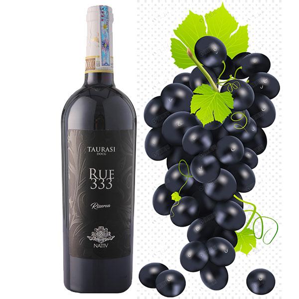Rượu vang Taurasi Riserva Doc
