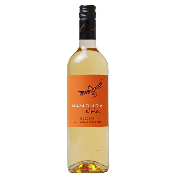 Rượu Vang Mancura Etnia Moscato