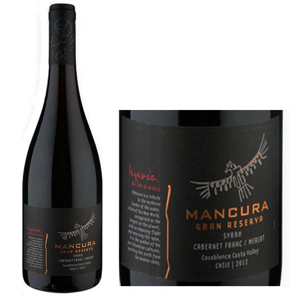 Rượu Vang Mancura Leyenda Gran Reserva