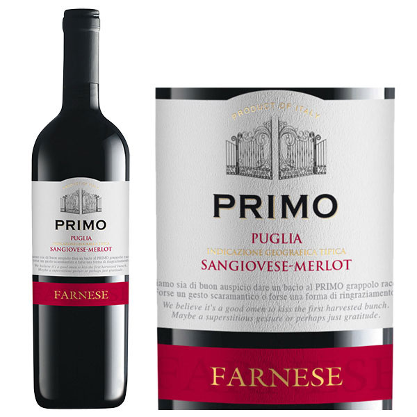 Rượu Vang Primo Sangiovese – Merlot