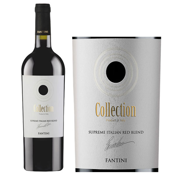 Rượu vang Fantini Collection Red Blend