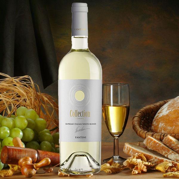 Rượu vang Fantini Collection White