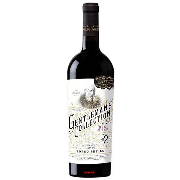 Rượu Vang ÚC Lindeman's Gentleman's Collection Blend