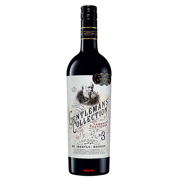 Rượu Vang Dr Henry Lindeman's Gentleman's Collection Cabernet Sauvignon