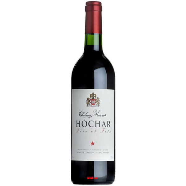 Rượu Vang Chateau Musar Valle De La Bekaa