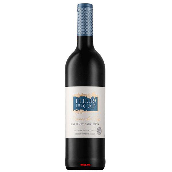 Rượu Vang Fleur Du Cap Cabernet Sauvignon