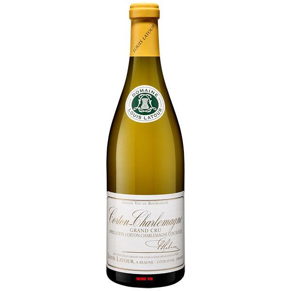 Rượu Vang Pháp Louis Latour Corton Charlemagne