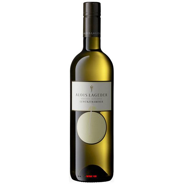Rượu Vang Ý Alois Lageder Sudtirol Gewurztraminer