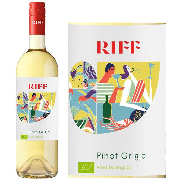 Rượu Vang Ý Cantina Riff Pinot Grigio