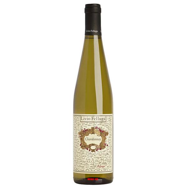 Rượu Vang Ý Livio Felluga Chardonnay