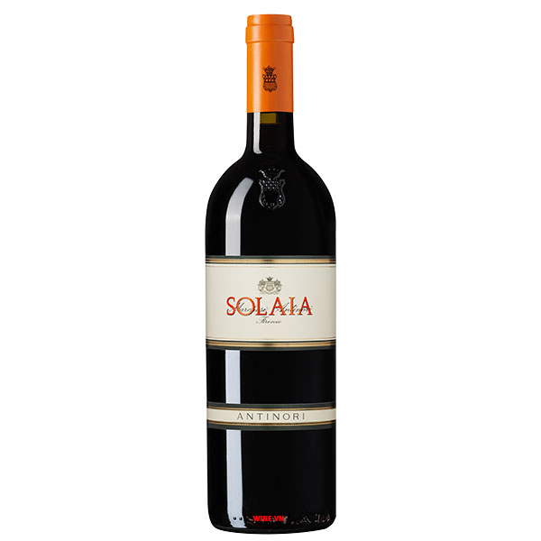 Rượu Vang Ý Solaia Antinori