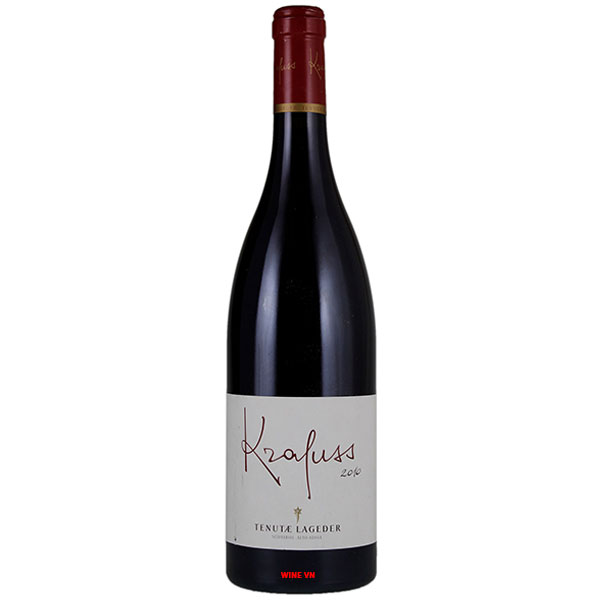 Rượu Vang Ý Tenutae Lageder Krafuss