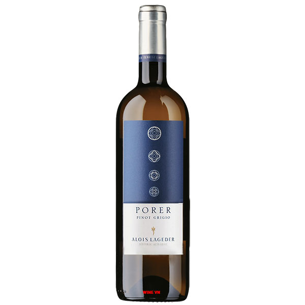 Rượu Vang Alois Lageder Porer Pinot Grigio
