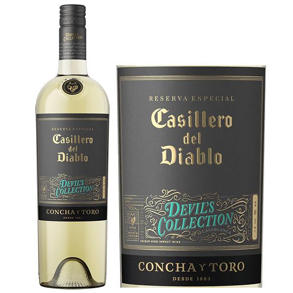 Rượu Vang Casillero Del Diablo Devil'S Collection White