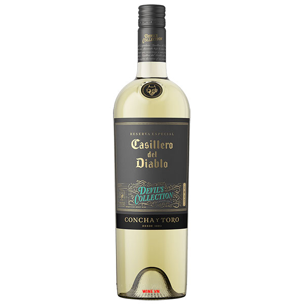 Rượu Vang Casillero Del Diablo Devil'S Collection White