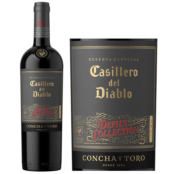 Rượu Vang Casillero Del Diablo Devil's Collection Red