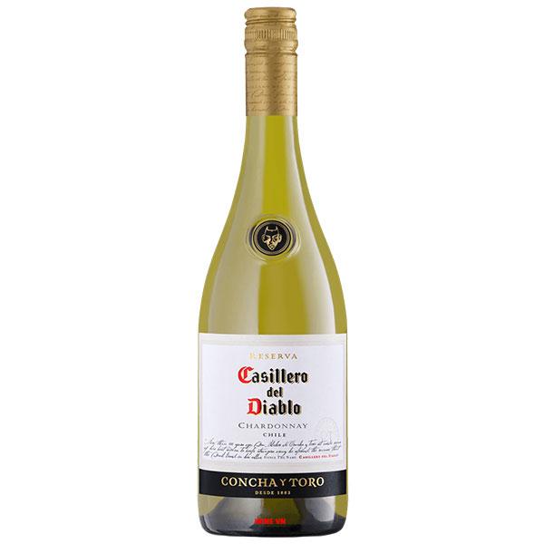 Rượu Vang Casillero Del Diablo Reserva Chardonnay