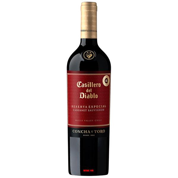 Rượu Vang Casillero Del Diablo Reserva Especial Cabernet Sauvignon