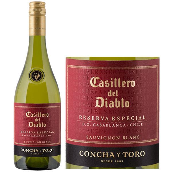 Rượu Vang Casillero Del Diablo Reserva EspecialSauvignon Blanc