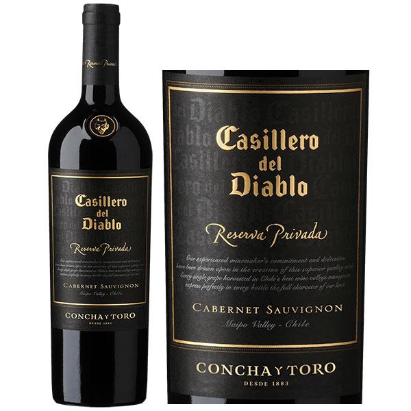 Rượu Vang Casillero Del Diablo Reserva Privada Cabernet Sauvignon