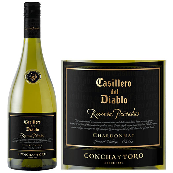 Rượu Vang Casillero Del Diablo Reserva Privada Chardonnay