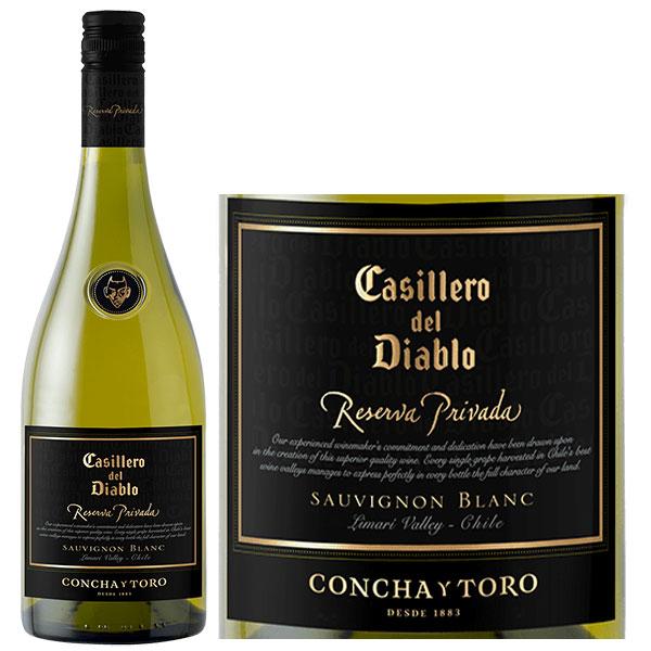 Rượu Vang Casillero Del Diablo Reserva Privada Sauvignon Blanc
