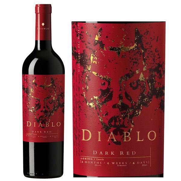Rượu Vang Chile Concha Y Toro Diablo Dark Red