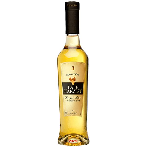 Rượu Vang Chile Concha Y Toro Late Harvest
