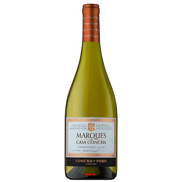 Rượu Vang Chile Marques De Casa Concha Chardonnay