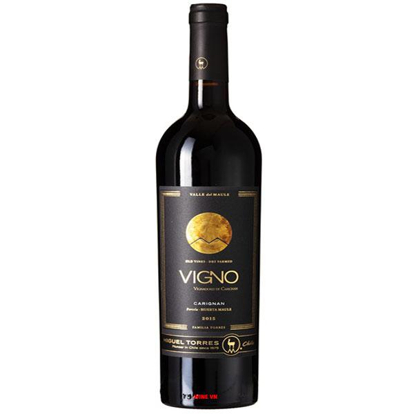 Rượu Vang Chile Miguel Torres Vigno Carignan