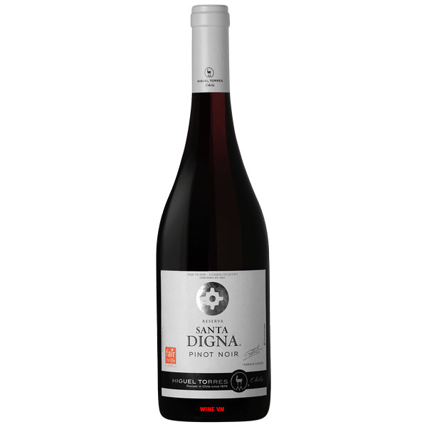 Rượu Vang Chile Santa Digna Reserva Pinot Noir