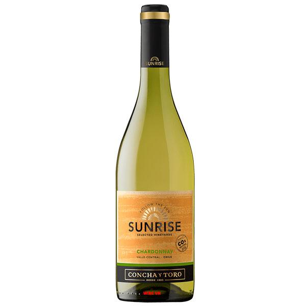 Rượu Vang Chile Sunrise Chardonnay