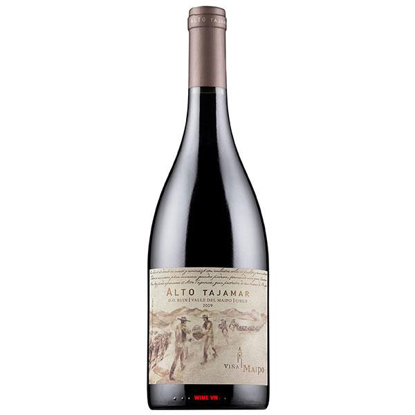 Rượu Vang Chile Vina Maipo Alto Tajamar