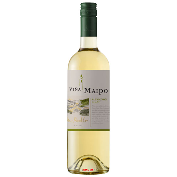 Rượu Vang Chile Vina Maipo Mi Pueblo Sauvignon Blanc