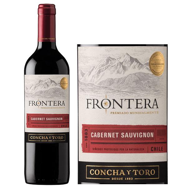 Rượu Vang Concha Y Toro Frontera Cabernet Sauvignon