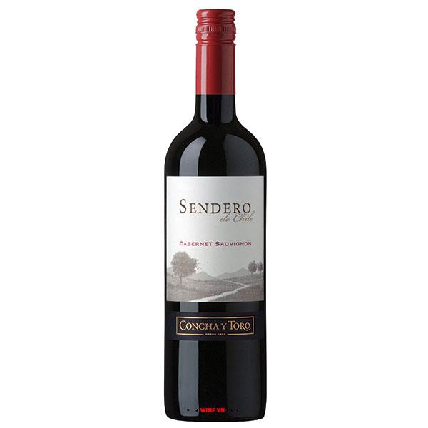 Rượu Vang Concha Y Toro Sendero Cabernet Sauvignon