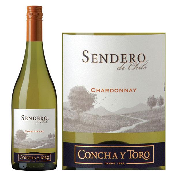 Rượu Vang Concha Y Toro Sendero Chardonnay