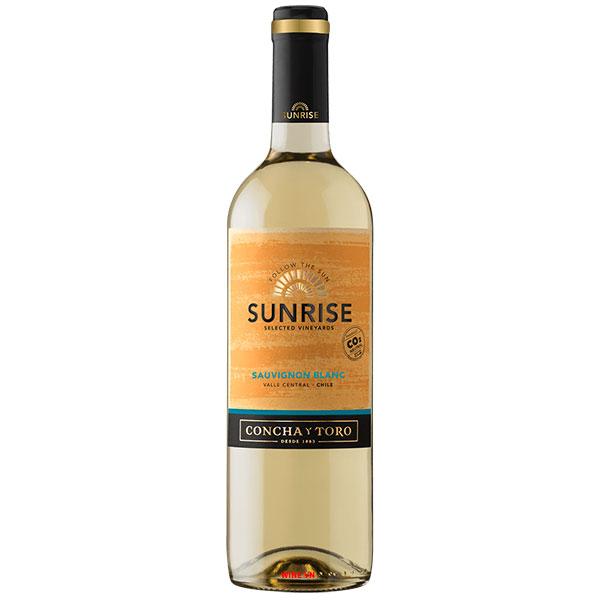 Rượu Vang Concha Y Toro Sunrise Sauvignon Blanc