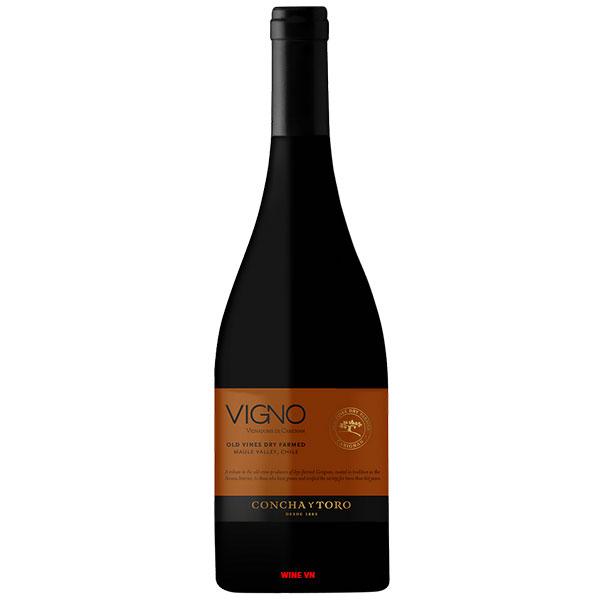 Rượu Vang Concha Y Toro Vigno Old Vines Dry Farmed