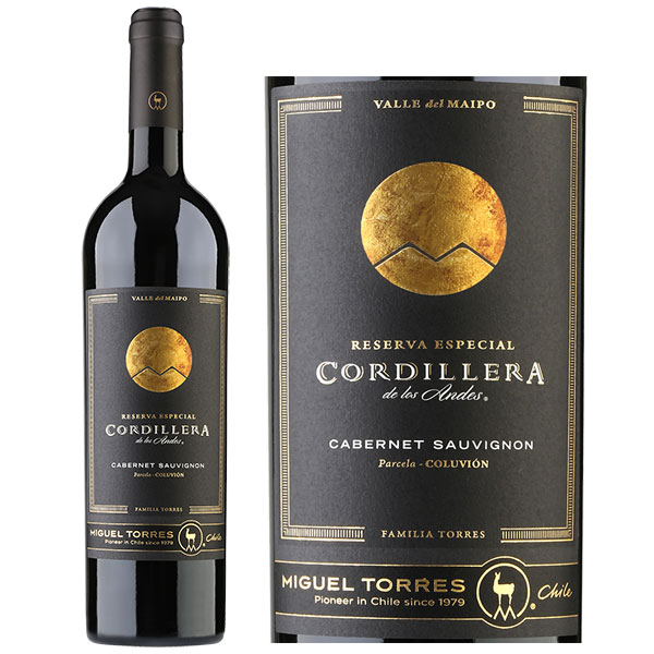 Rượu Vang Cordillera Reserva Especial Cabernet Sauvignon